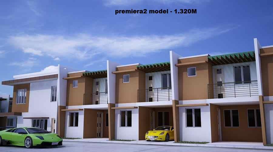 Terrace sample model house